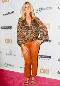 Vicki Gunvalson OK! Magazine NYFW Party