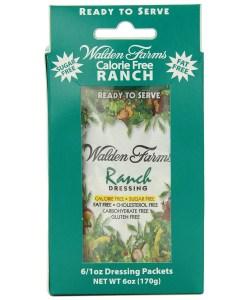 Walden Farms Dressing Ranch