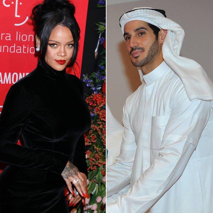 Rihanna Boyfriend Hassan Jameel