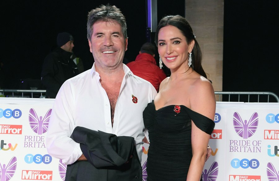 Why Simon Cowell and Lauren Silverman Aren't Trying for Baby No. 2 Yet