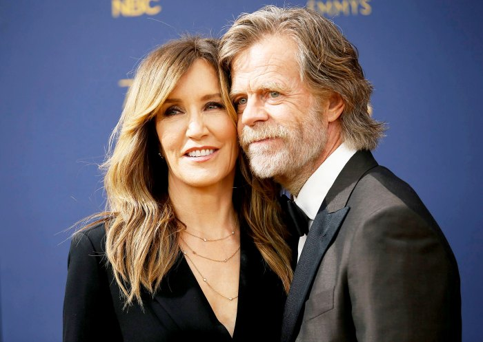 William H Macy Kids Relationship With Felicity Exploded After Arrest