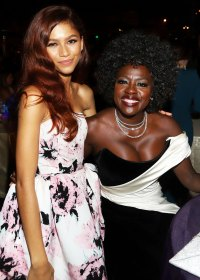 Zendaya and Viola Davis Governors Ball Emmys 2019 After Party