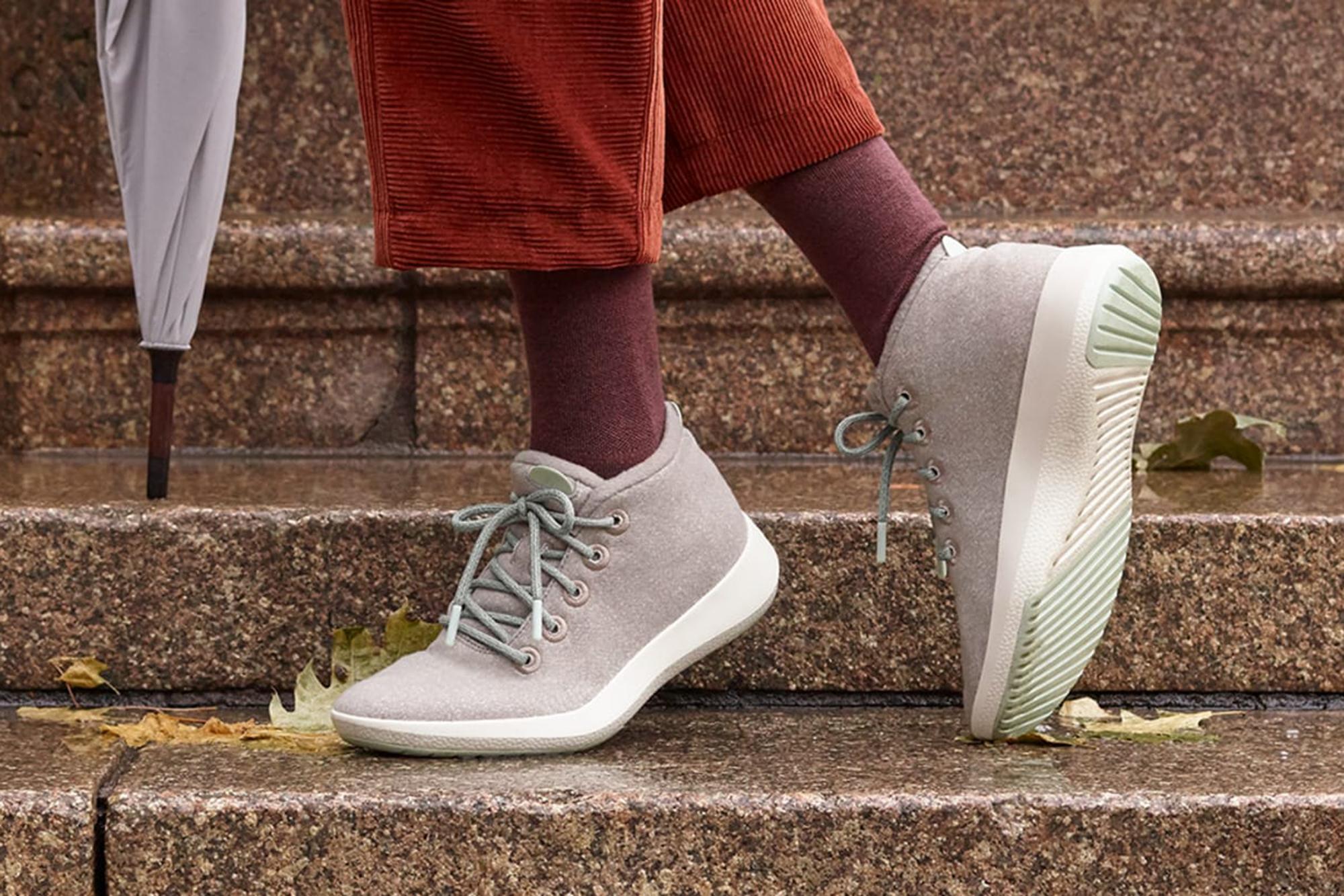 Allbirds Mizzle Sneakers: The Brand's