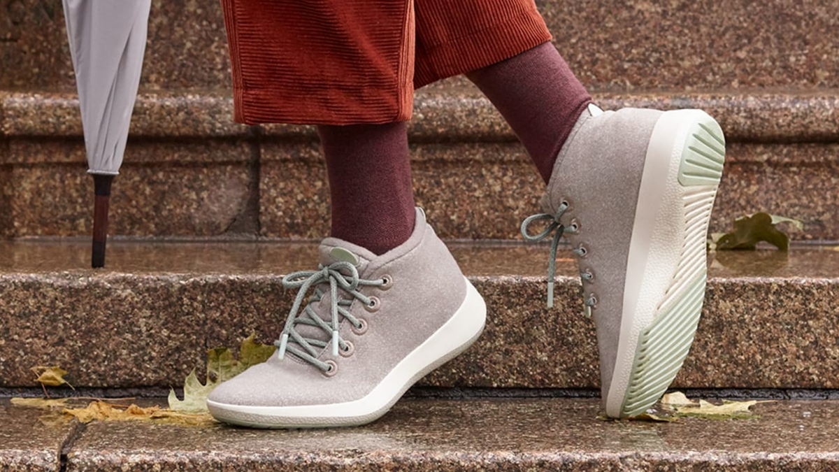 Introducing Allbirds' First Ever All-Weather Sneakers (Two Styles!)