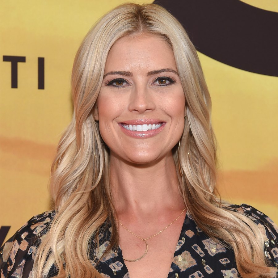 Christina Anstead Ate Her Own Placenta