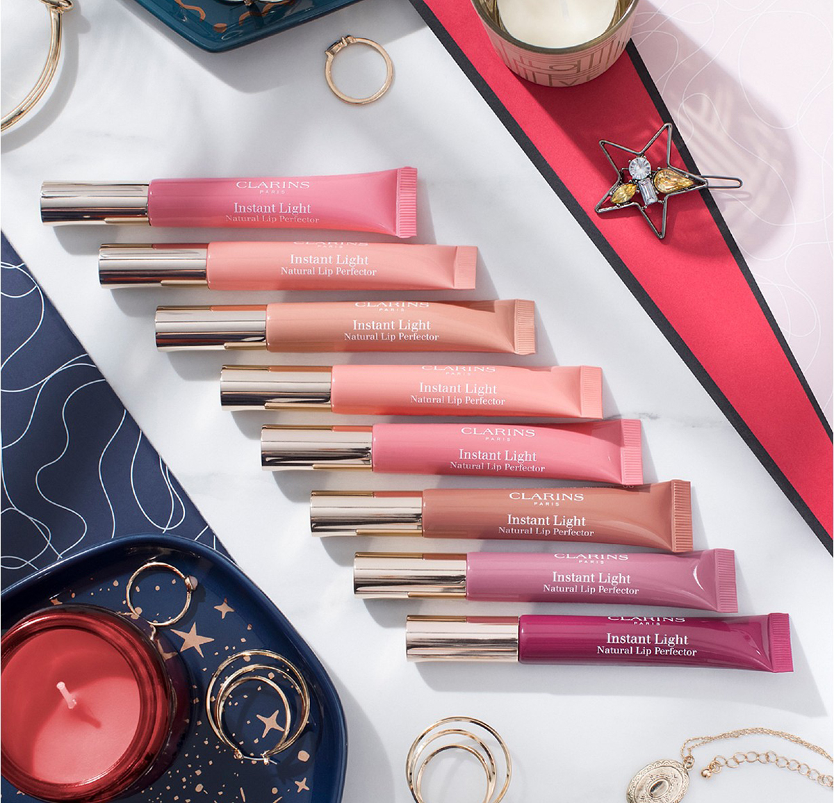 clarins lip gloss colors