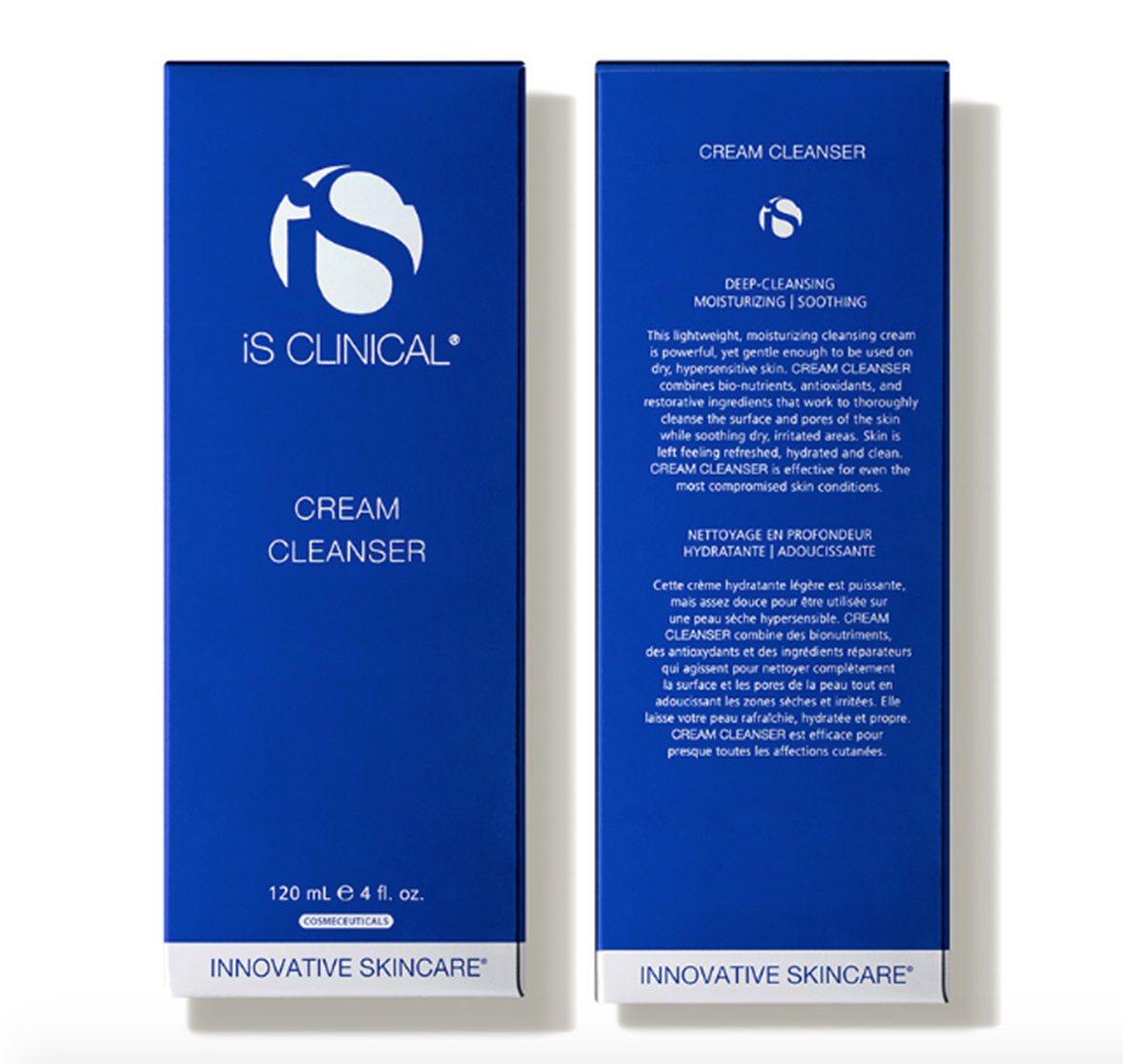 is clinical cleanser packaging