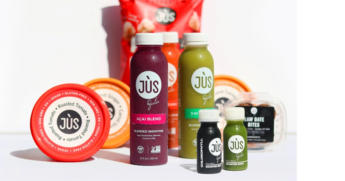 Get Jus by Julie Juice Cleanses During a 20% Off Sitewide Sale