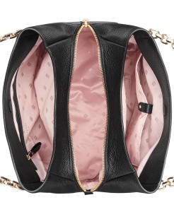 kate spade new york Hailey Leather Shoulder Bag interior