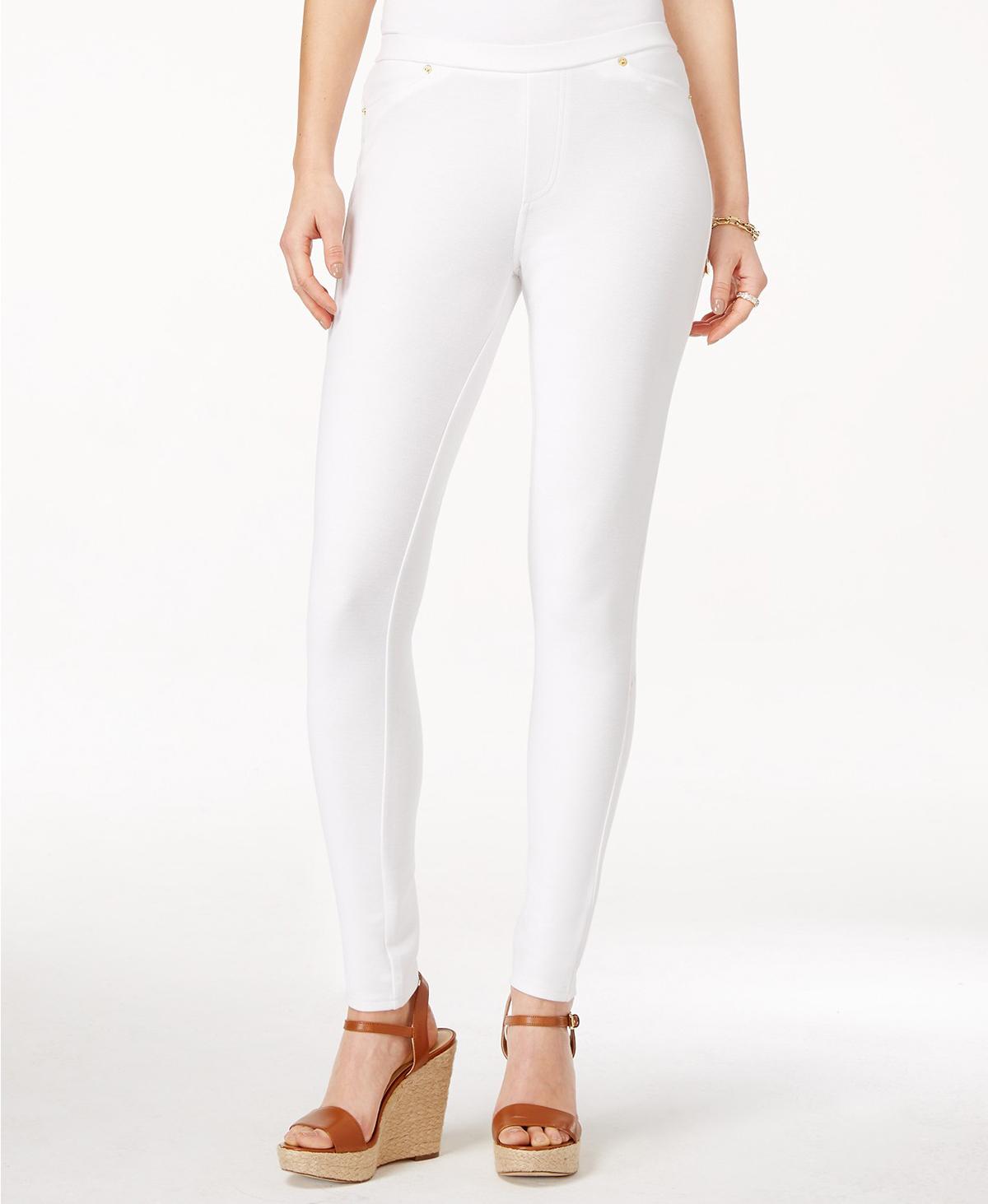 Michael Kors White leggings