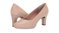 Rockport Leah Pumps in Natural Beige