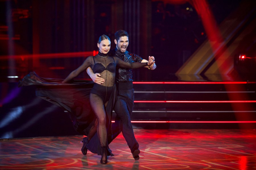 'Dancing With the Stars' Hannah Brown Disses Her Exes