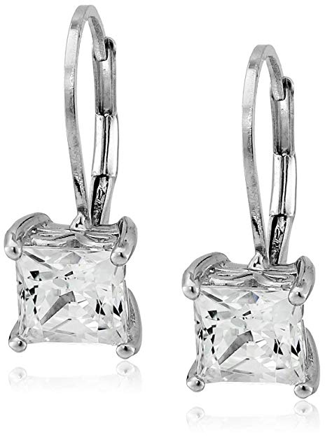 $26 for Platinum Silver Swarovski Earrings? Such a Steal!