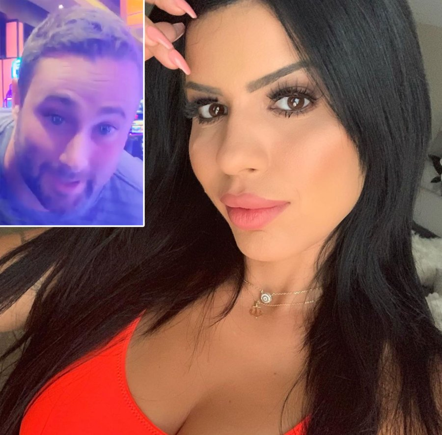 90 Day Fiances Larissa Exposes Alleged Texts and Claims Corey Begged for a Kiss as He Gushes Over Evelin