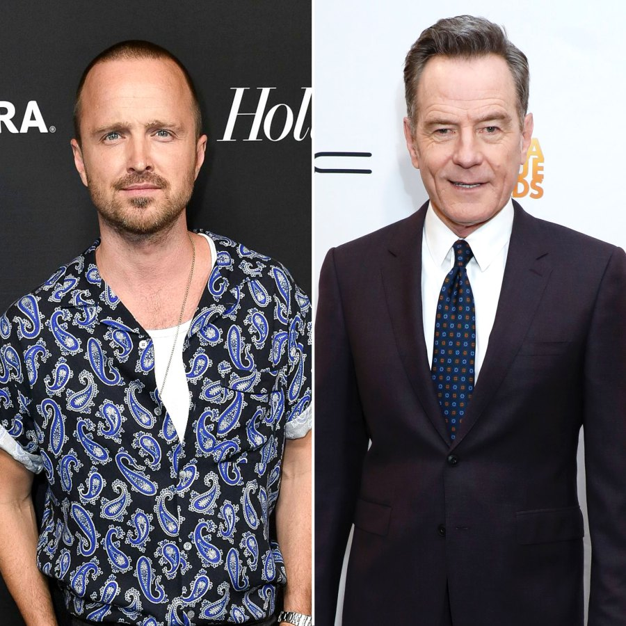 Aaron Paul and Bryan Cranston Launched Liquor Lines Together