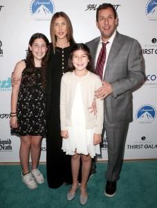 Adam Sandler Supports Daughters Singing Interests