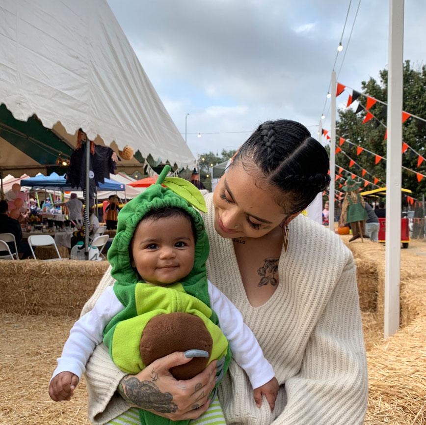 Adeya Young White Kehlani Twitter Halloween Costumes