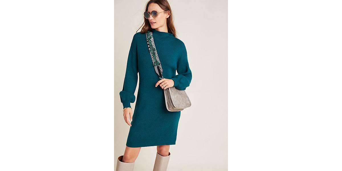 Alder-Mini-Dress-Turquoise