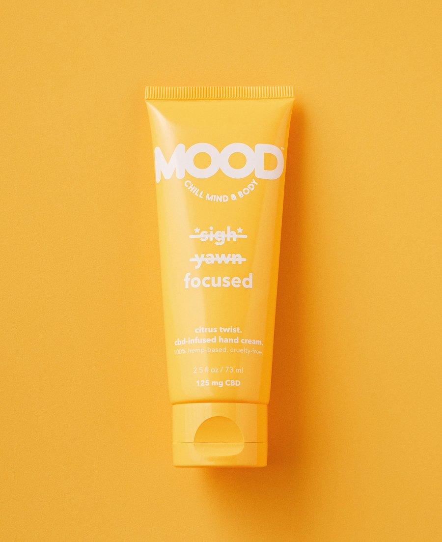 American Eagle MOOD Cosmetics Citrus Hand Cream