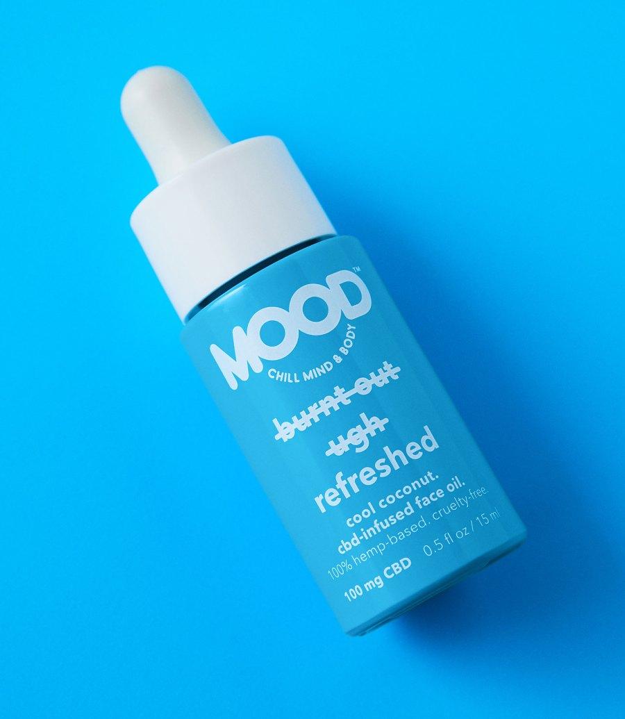 American Eagle MOOD Cosmetics Coconut Face Oil