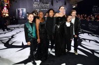 Angelina Jolie's Kids Steal the Show at 'Maleficent: Mistress of Evil' Premiere