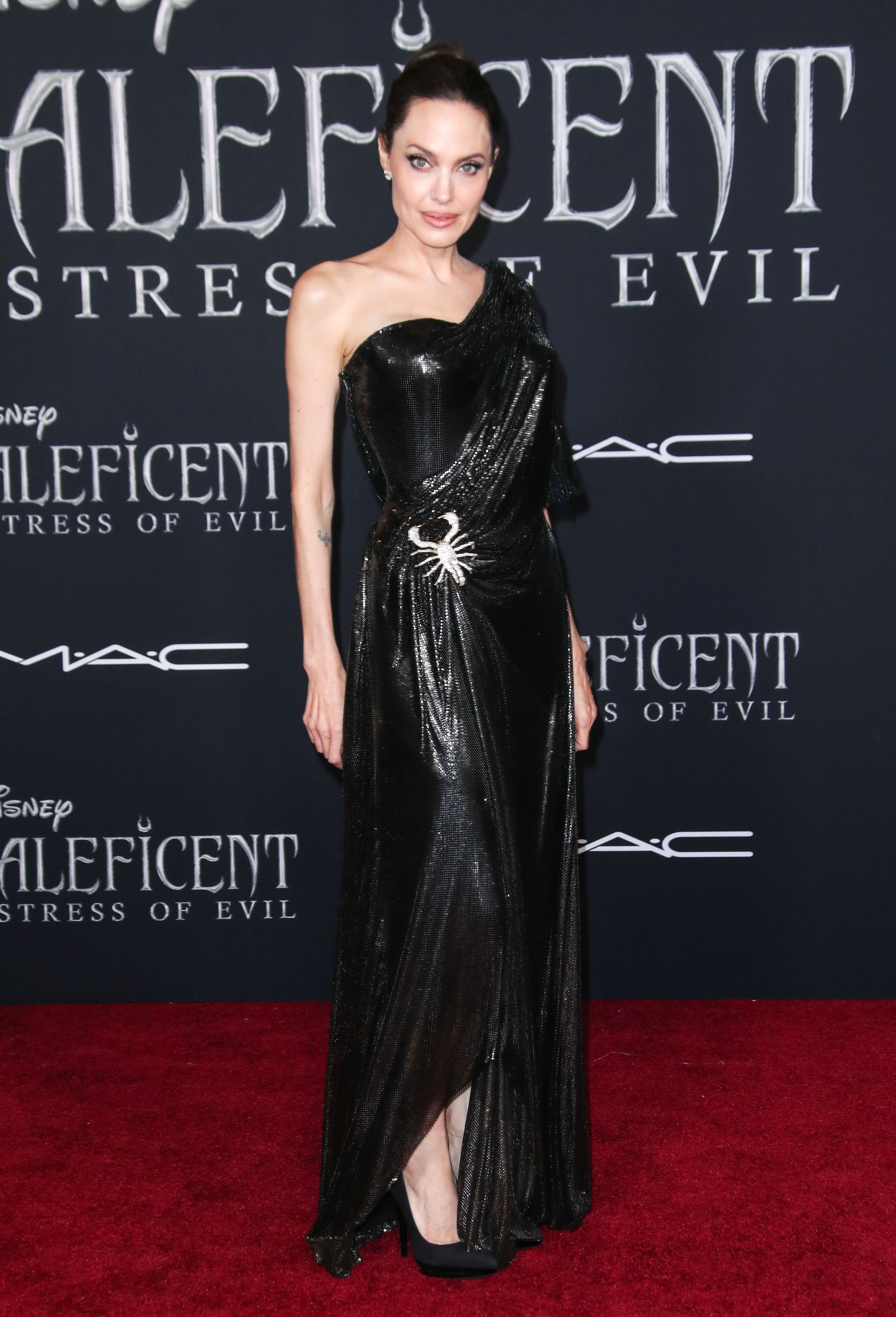 Angelina Jolie S Kids At Maleficent Mistress Of Evil