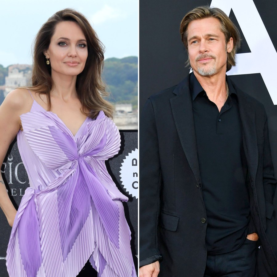 Brad Pitt And Angelina Jolie Wedding Pictures: Angelina Jolie: 'I Lost Myself A Bit' Amid Brad Pitt Split