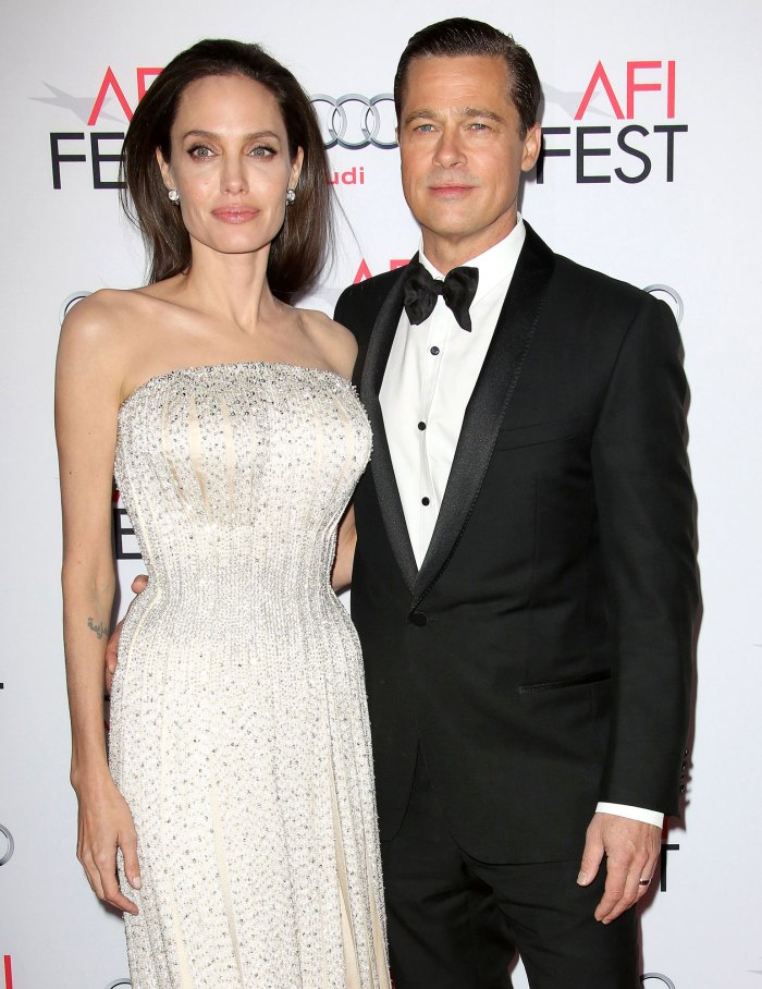 Angelina Jolie and Brad Pitt Launched Liquor Lines Together