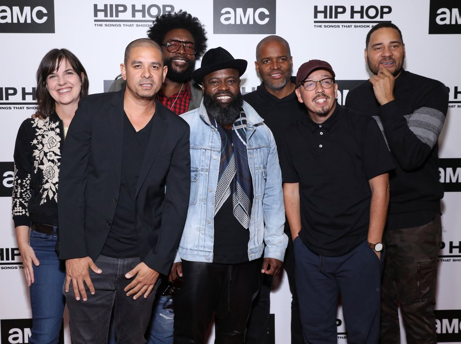 Angie-Day,-One9,-Ahmir-'Questlove'-Thompson-,-Tariq-'Black-Thought'-Trotter,-Shawn-Gee,-Shea-Serrano-Hip-Hop-Songs-that-Shook-America