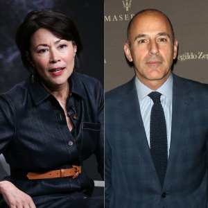 Ann Curry Stands With Matt Lauer's Sexual Assault Accuse