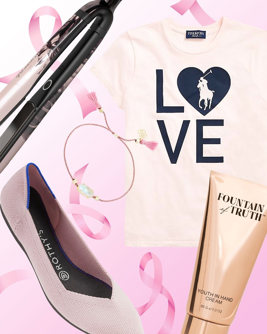 Breast Cancer Awareness Fashion and Beauty