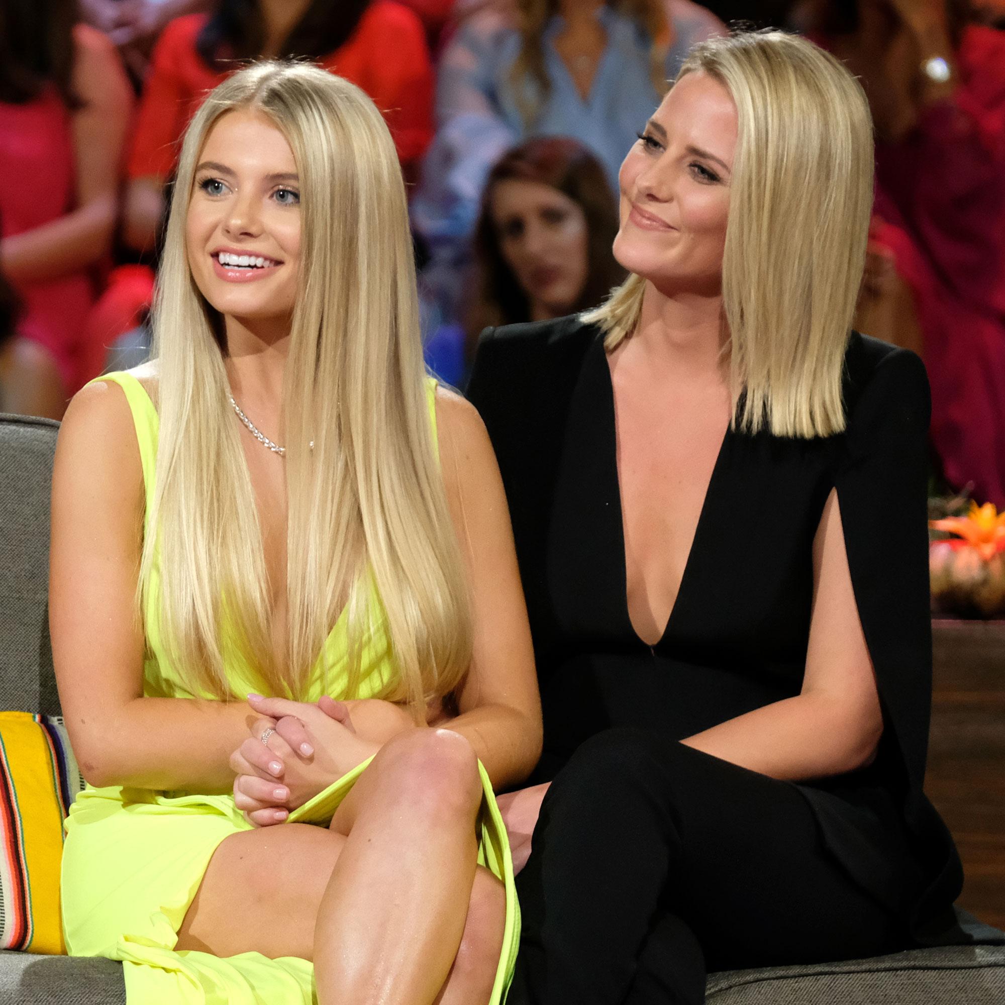 Bachelor in Paradise's Kristian Haggerty's Sister Calls Demi Burnett 'Desperate' Amid Split Rumors
