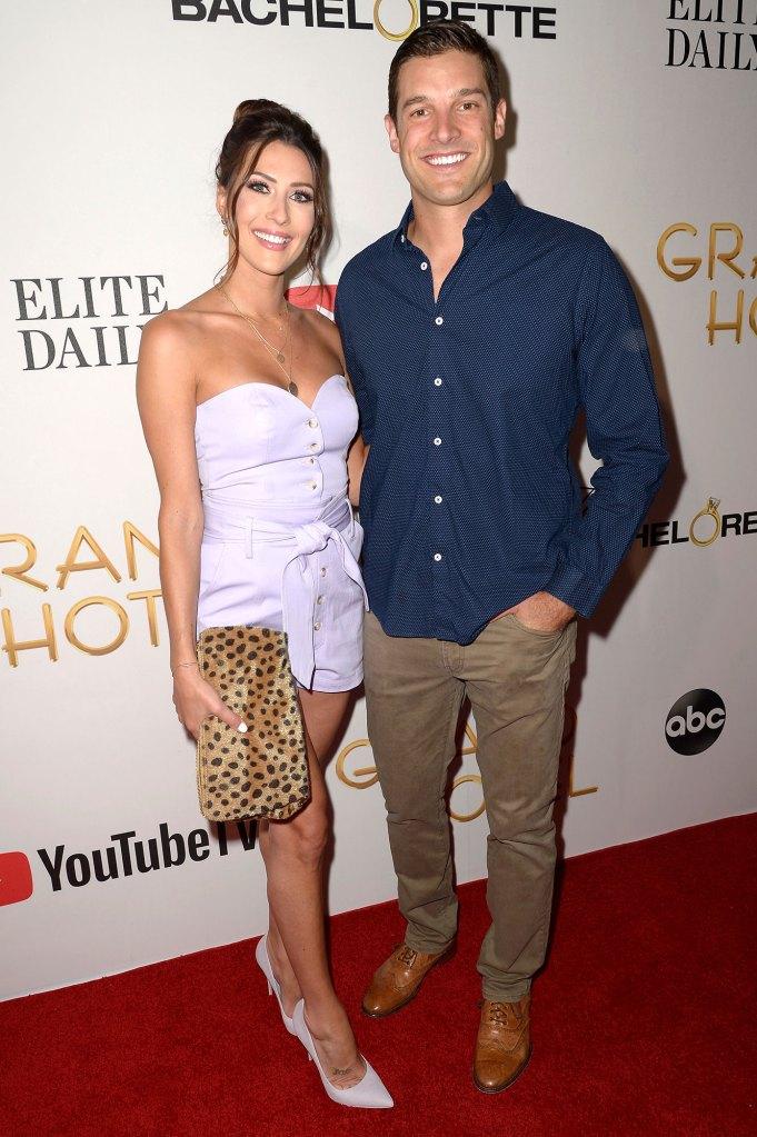 Becca Kufrin and Garrett Yrigoyen Bachelorette Wedding is Distant Future