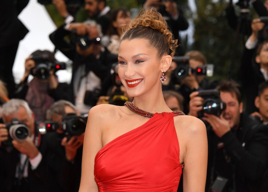 Bella Hadid voted the most beautiful woman in the world
