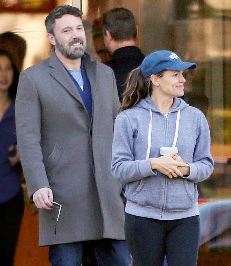 Ben Affleck and Jennifer Garner Spotted Out Together on Halloween After His Relapse