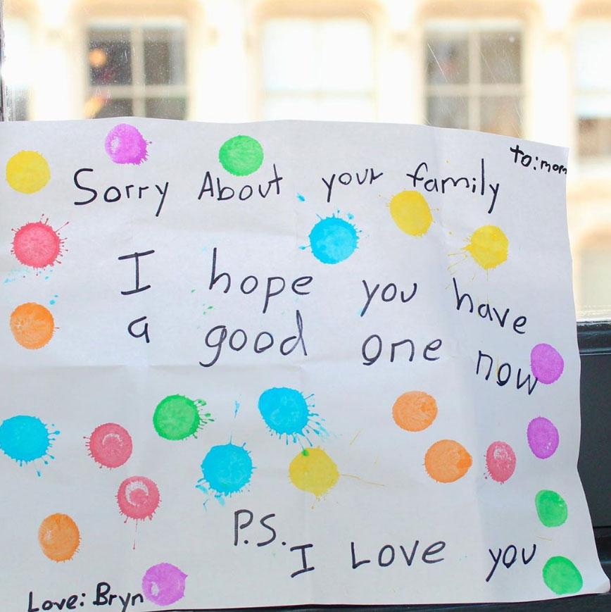 Bethenny Frankel's Daughter Bryn Tells Her I Love You