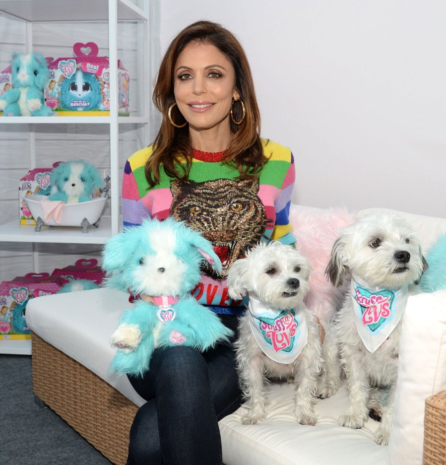 Bethenny Frankel Memory of Late Ex Dennis Shields Lives on in Our Dogs