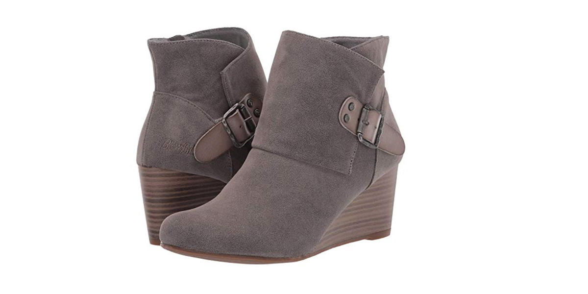 Reviewers Claim These Comfy-Chic Boots Are So 'Durable,' They'll Survive Any Weather