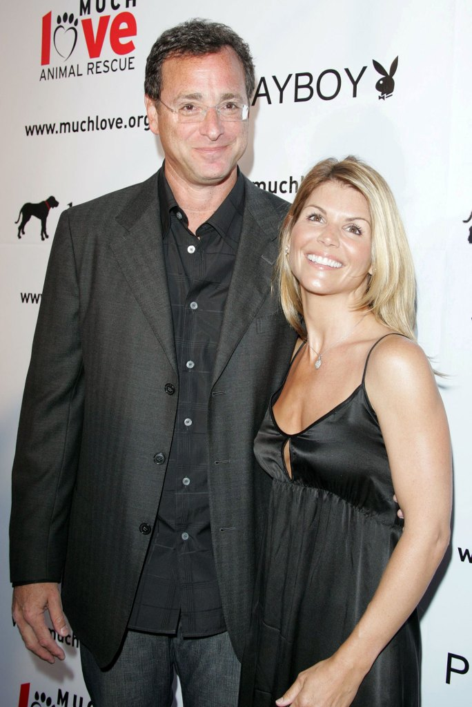 Bob Saget and Lori Loughlin Bow Wow Wow Celebrity Fundraiser