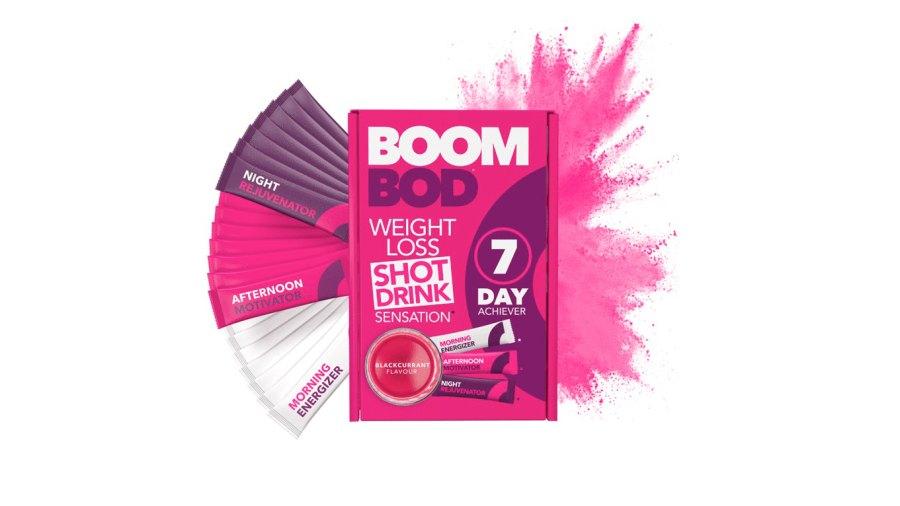 Boombod 14 Day Achiever