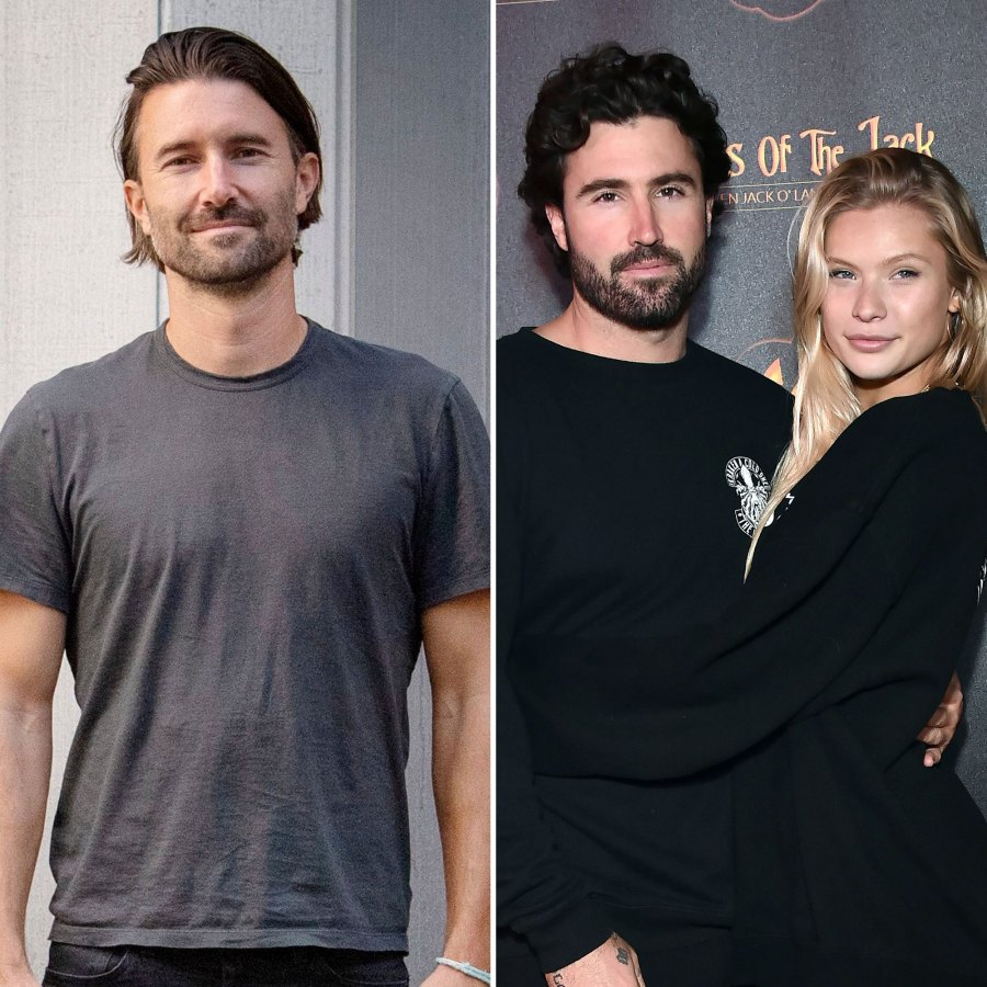 Brandon Jenner Says Josie Canseco Is Bonding With His Daughter