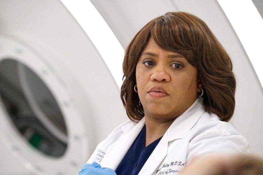 Breathe Again Grey's Anatomy Chandra Wilson