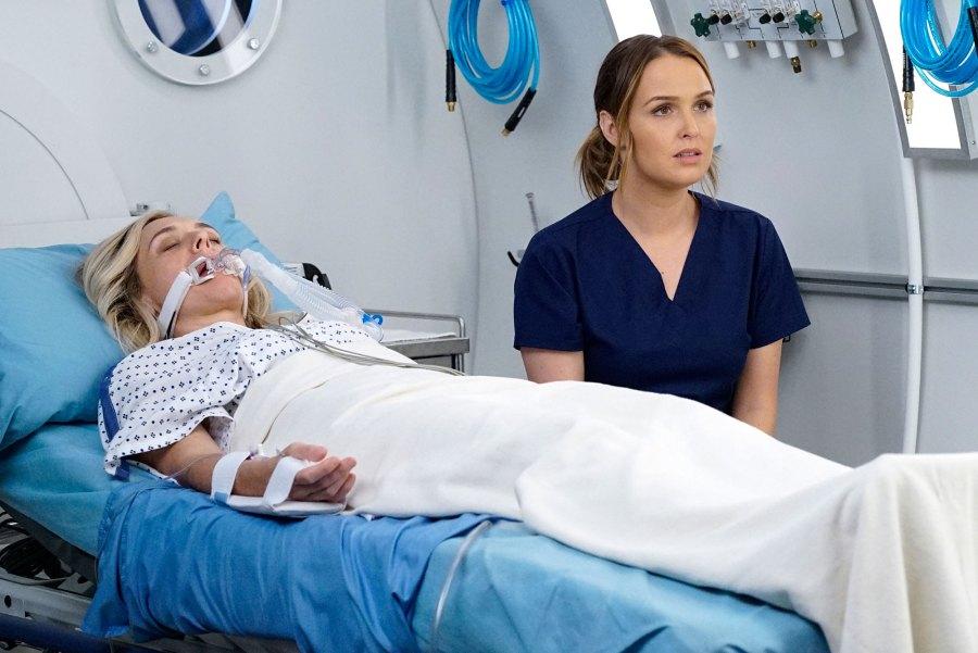 Breathe Again Grey's Anatomy Rachel Bay Jones and Camilla Luddington