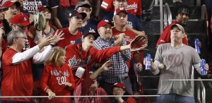 Bud Light Offers Lifetime of Free Beer to World Series Fan Who Went Viral