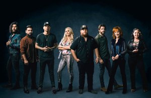 See the 2019 CMT 'Artists of the Year' Nominees Official Portrait
