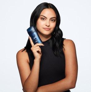 Camila Mendes Secret Deodorant
