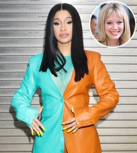 Cardi B Quoted Lizzie McGuire Fashion