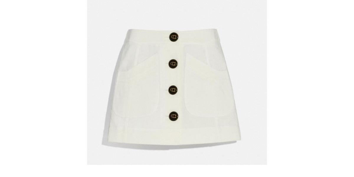 Cargo-Skirt-White-Coach