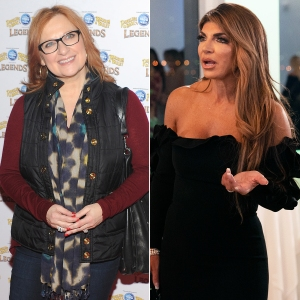 Caroline Manzo Reacts to Teresa Giudice's Interview With Joe