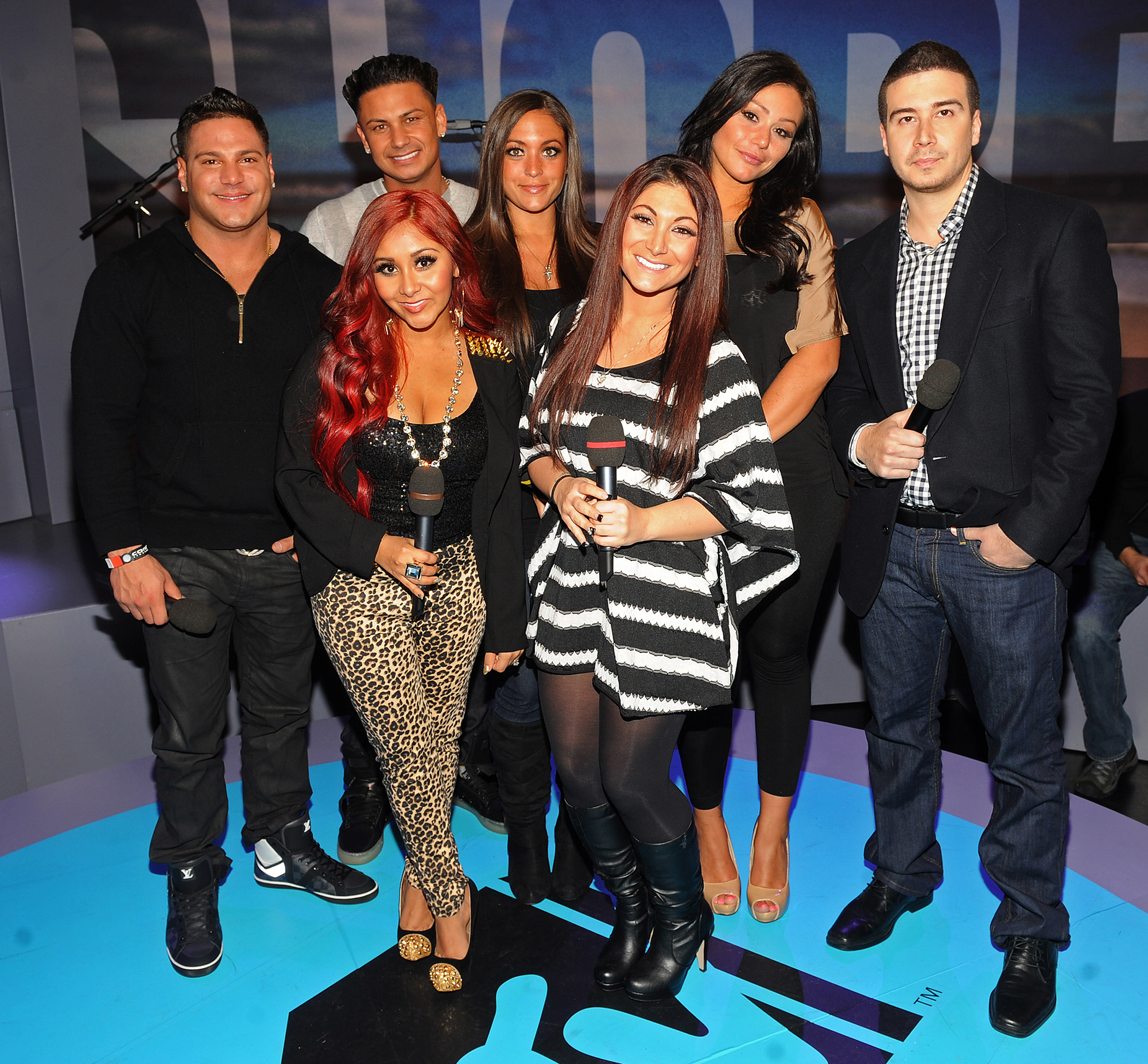 Sammi 'Sweetheart' Giancola Hasn't Responde' to Former Jersey Shore Costars